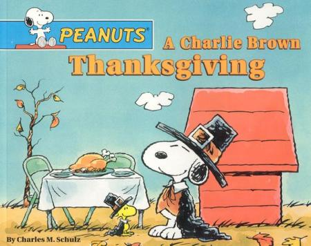 A Peanuts Thanksgiving